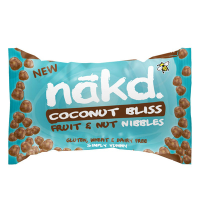 Nakd Nibbles coconut bliss