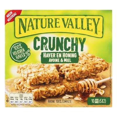 Nature Valley Crunchy haver en honing
