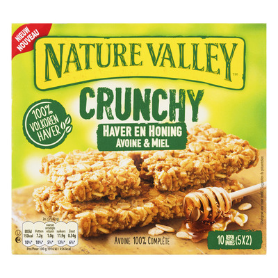 Nature Valley Crunchy haver en honing