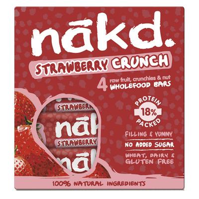 Nakd Strawberry crunch