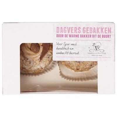 Ambachtelijke Bakker Hazelnoot creme gebak