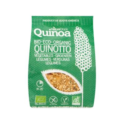 NatureCrops Quinoa Bio Quinotto Groenten