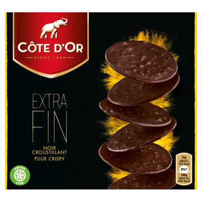 Côte d'Or Pralines extra fin puur crispy