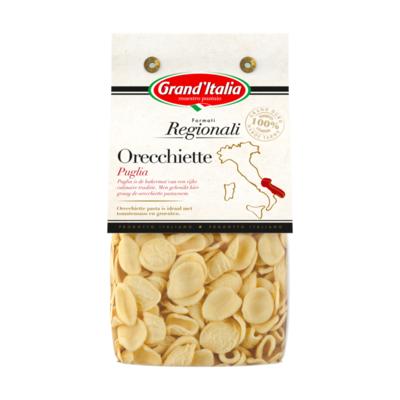 Grand'Italia Formati Regionali Orecchiette
