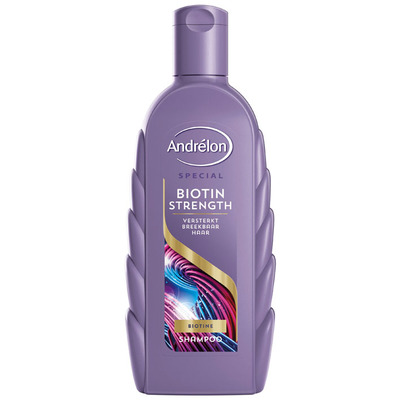 Andrélon Biotin strength shampoo