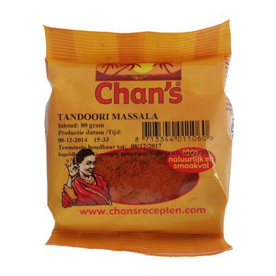 Chan's Tandoori Massala