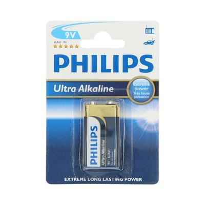 Philips Ultra Alkaline Blok 9v Bl1st