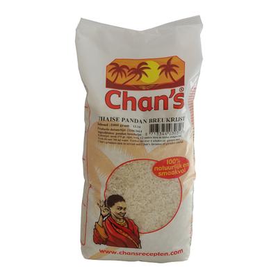 Chan's Thaise Pandan Breukrijst