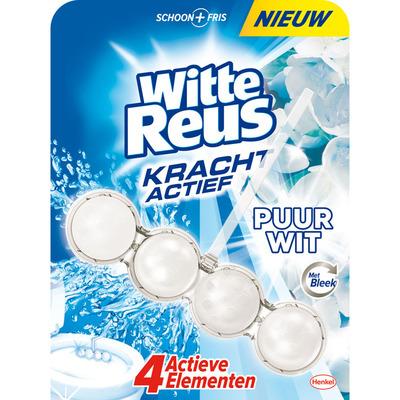 Witte Reus Kracht actief puur wit