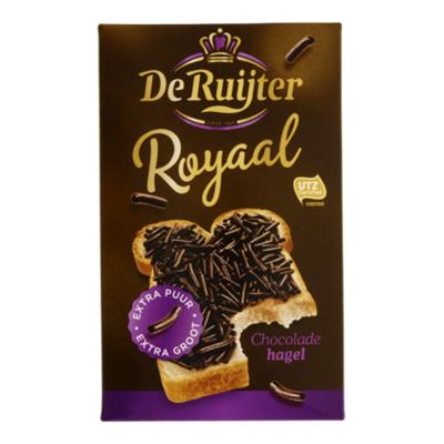 De Ruijter Royaal Chocoladehagel