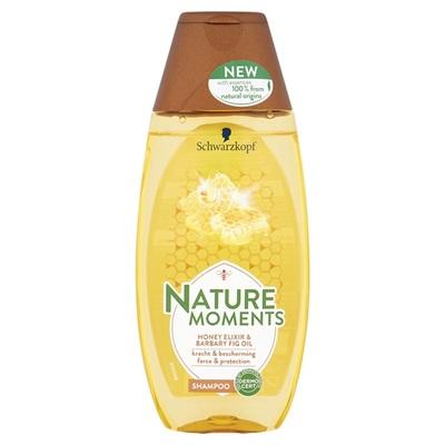 Nature Moments Shampoo Honey Elixir & Barbary Fig Oil