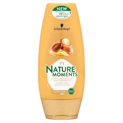 Nature Moments Nature Moments Moroccan Argan Oil & Macadamia Oil Conditioner 200 ml