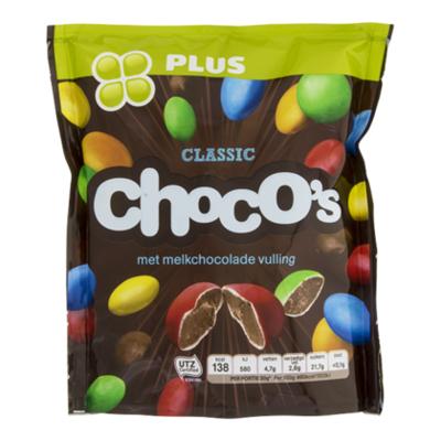 PLUS Choco classics
