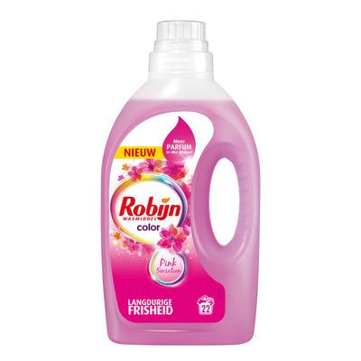Robijn Wasmiddel pink sense