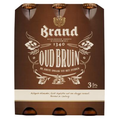 Brand Oud bruin 6 x 30cl