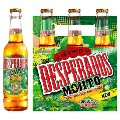 Desperados Mojito Bier Fles