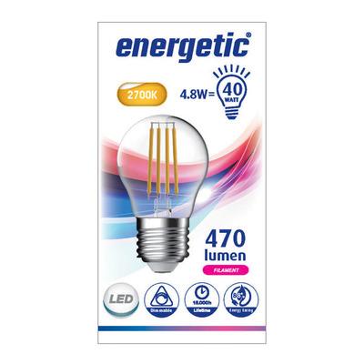 Energetic Fil kogel e27 40wd