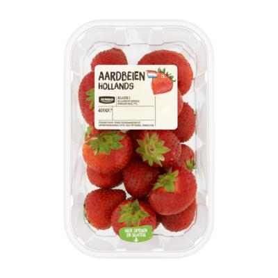 Huismerk Aardbeien Hollands