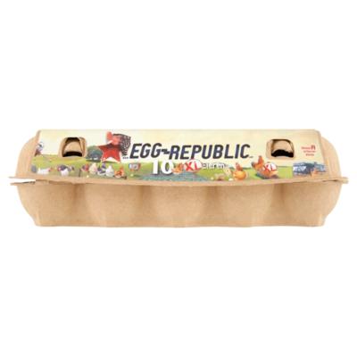 Egg-Republic Klasse A Scharreleieren