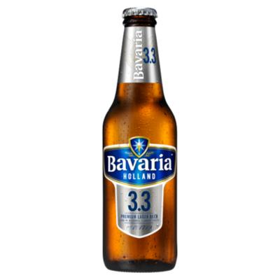 Bavaria 3.3% low alcohol Bier