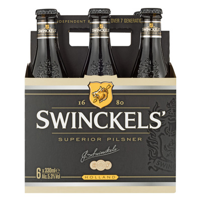 Swinckels Superior pilsner 5.3