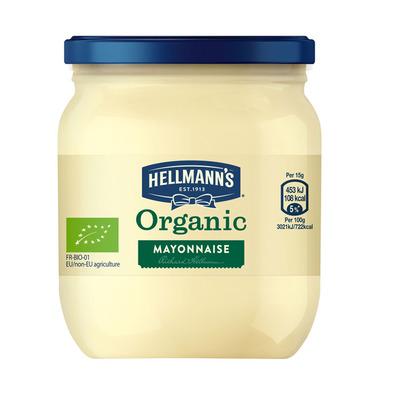 Hellmann's Organic mayonnaise bio