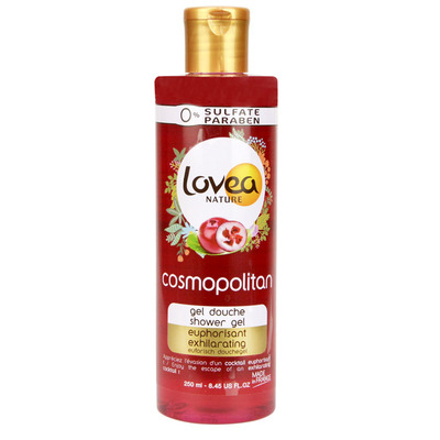 Lovea Showergel cosmopolitan exhilarating