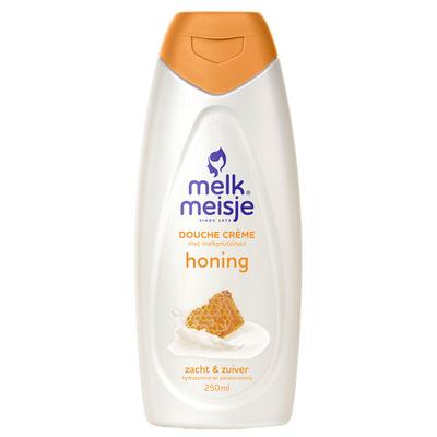 Melkmeisje Douchecrème honing