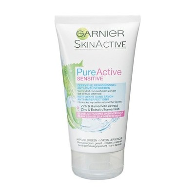 Garnier Skin Active Pure Active Sensitive Anti-Imperfections Reinigingsgel