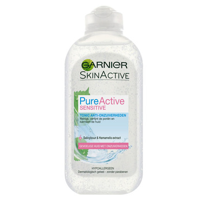 Skin Naturals Pure active sensitive toner