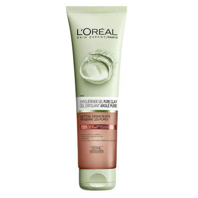 L'Oréal Dermo expertise clay foam exfoliating
