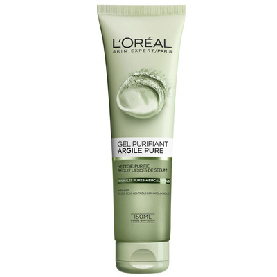 L'Oréal Dermo expertise clay foam purifying