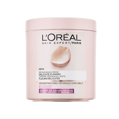 L'Oréal Dermo expertise flowers cleansing cream