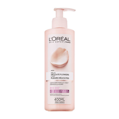 L'Oréal Dermo expertise flowers cleansing milk