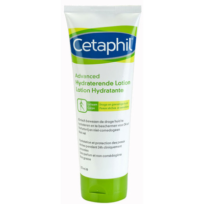 Cetaphil Advanced hydraterende lotion