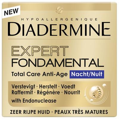Diadermine Expert fondamental nachtcreme
