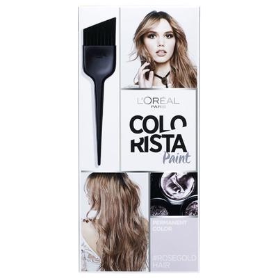 L'Oréal Colorista paints 3 rose gold