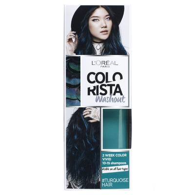 L'Oréal Colorista washouts 10 turquoise