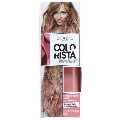 L'Oréal Colorista washouts 3 dirty pink