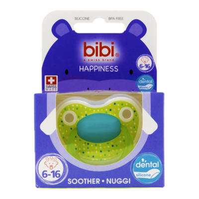 Bibi Speen lovely dots 6-16 maanden