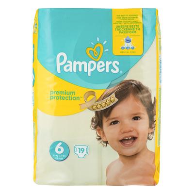 Pampers Baby-dry Pants maat 6
