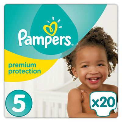 Pampers Premium protection maat 5