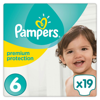 Pampers Premium protection XL maat 6