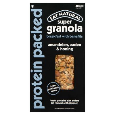 Eat natural granola met protein