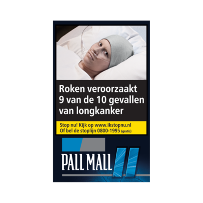 Pall Mall Blue L Pouch