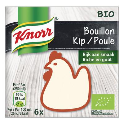 Knorr Kippenbouillon biologisch