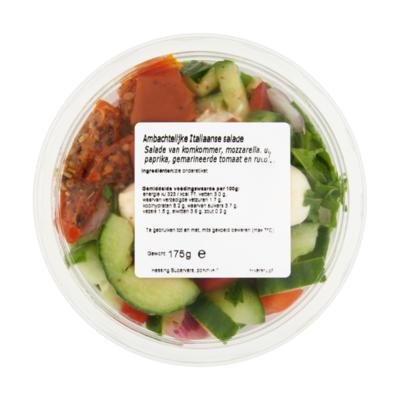Ambachtelijke Italiaanse Salade