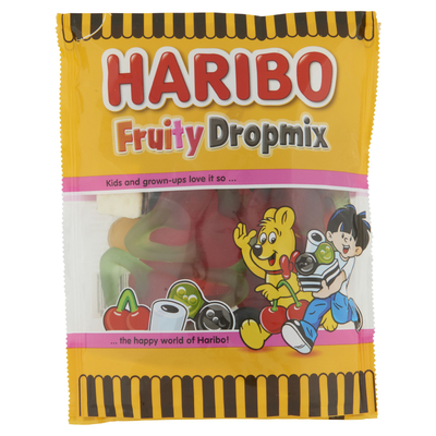 Haribo Fruity Dropmix