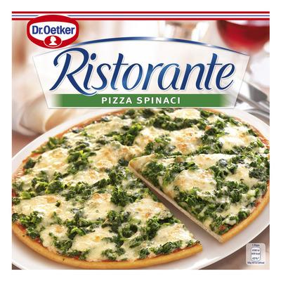 Dr. Oetker Ristorante pizza spinaci