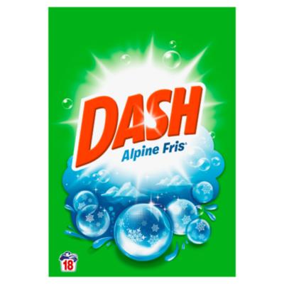 Dash Wasmiddel poeder regulier
